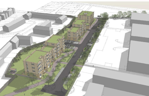 Council and housing association jv to deliver over 500 homes