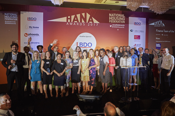 Top names in housing finance scoop sector awards