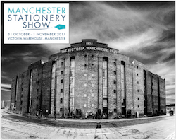 Debut Manchester Stationery Show line-up continues to grow