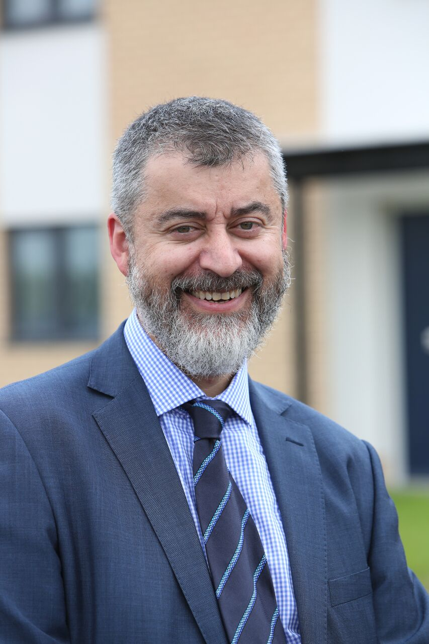 David Russell to chair EMH