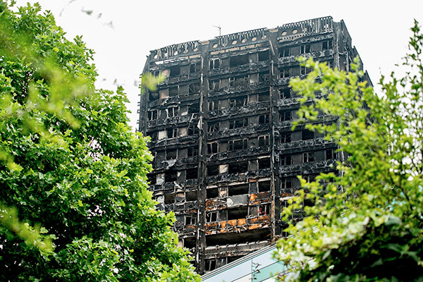 Grenfell refurbishment budget was limited by borrowing cap