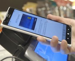 Mobile contactless transactions rise by 336%
