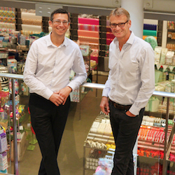 Paperchase announces two new executive appointments