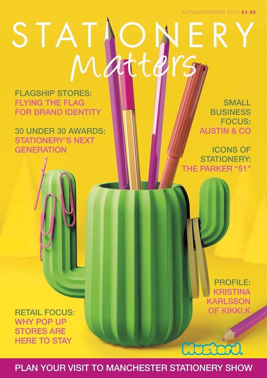 Stationery matters - Magazine img