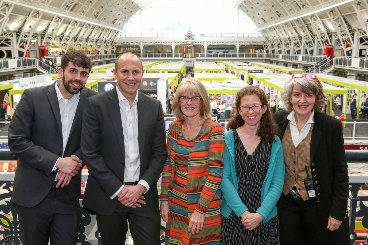 London stationery show organisers