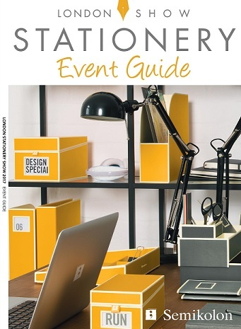 London Stationery Show - Event guide