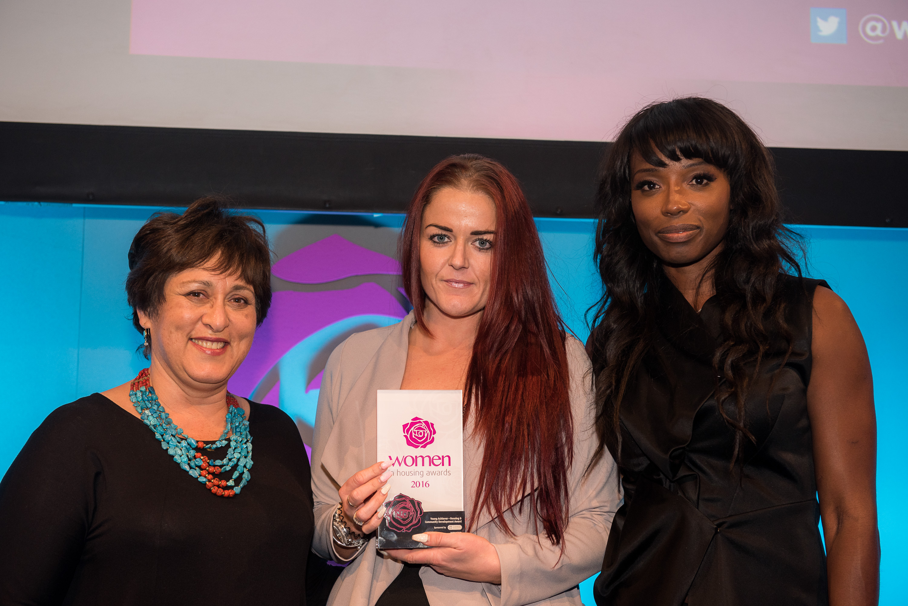 Young Achiever – Housing & Community Development Award