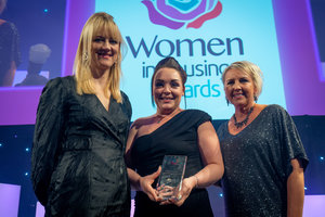 Woman of the year: homelessness/care and support