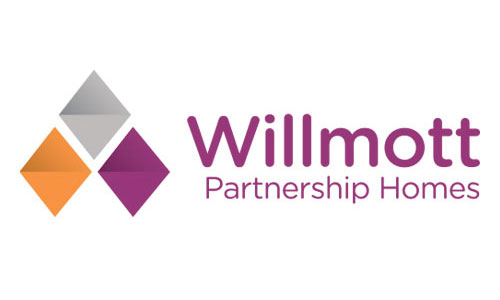 wilmott parnership - Welcome banners & windows