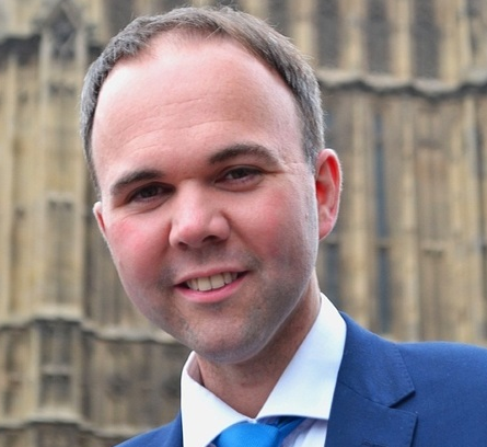 Croydon MP Gavin Barwell appointed housing and planning minister