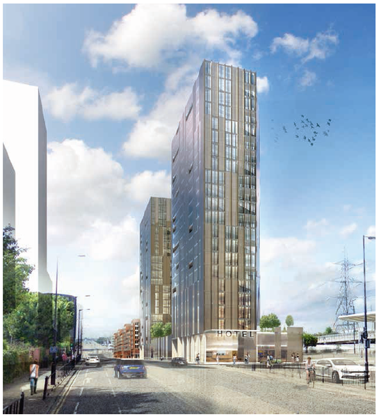 Fizzy puts Abu Dhabi equity to work with Canning Town PRS acquisition