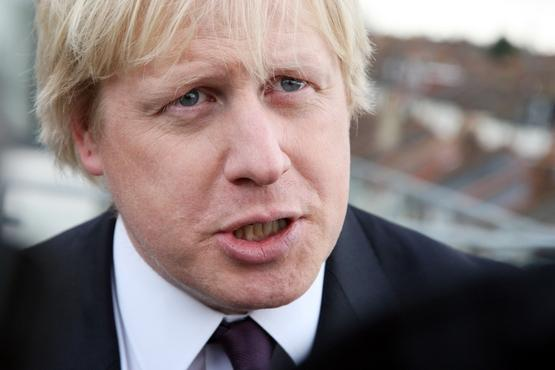 Boris backs our empty homes campaign