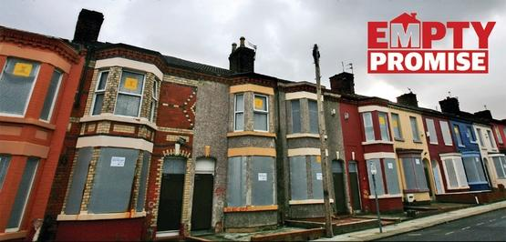 Campaign launched to fill empty homes