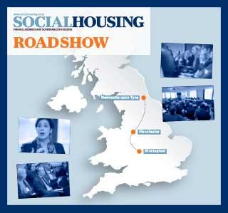 Social Housing Regional Roadshows