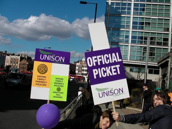 Notting Hill redundancies spark anger