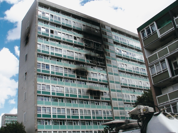 No manslaughter charges over Lakanal House fire