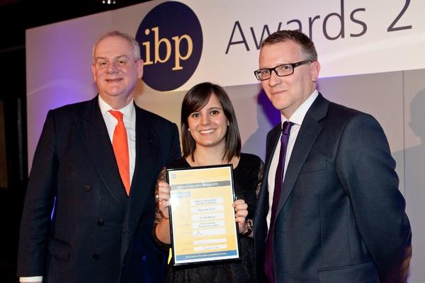IH writer wins top building press award