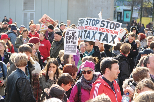 High Court to rule on bedroom tax case