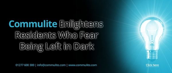 Commulite enlightens residents who fear being left in dark