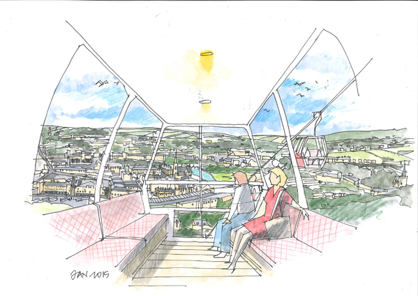Landlord seeking firm for cable car scheme