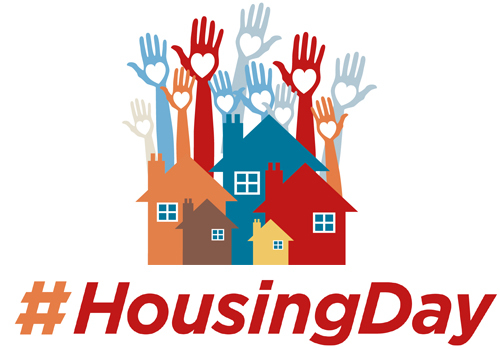 Sector prepares for #HousingDay