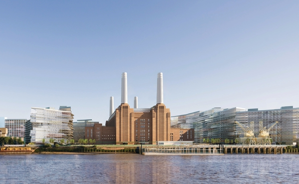 Battersea homes to be let at 70% discount