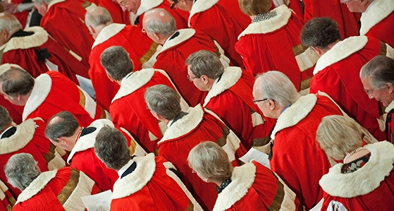 Lords battle looms over Starter Homes