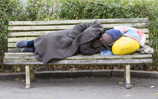 Government will intervene if councils fail on homelessness prevention