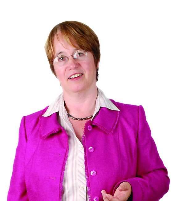 Barbara Thorndick, Chief executive, West Kent HA