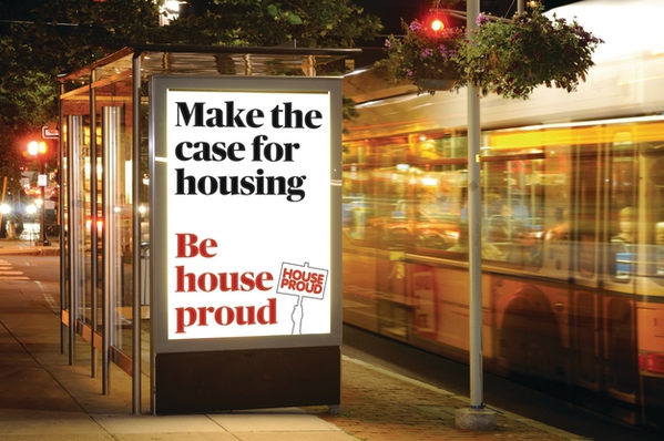 Make the case for housing