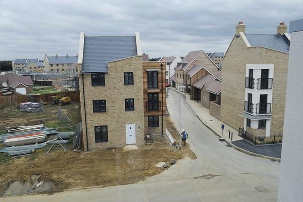 Inside Housing - News - Council body moots borrowing cap swap