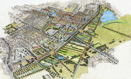 Land transfer paves way for estate regeneration