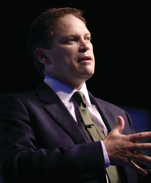 Shapps raps HA bosses at transparency summit