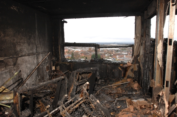 'Landlords must improve fire safety'