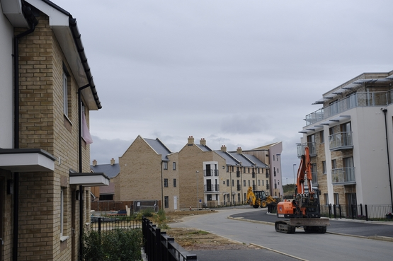 Funding rules will not end social housing