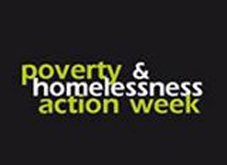 Poverty and homelessness action week 2014