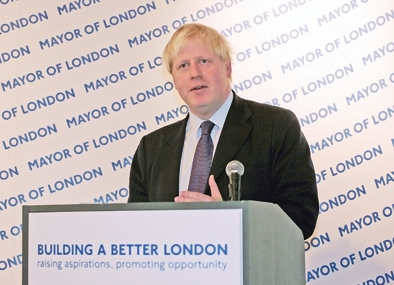 'Help social tenants get online' Boris tells internet providers