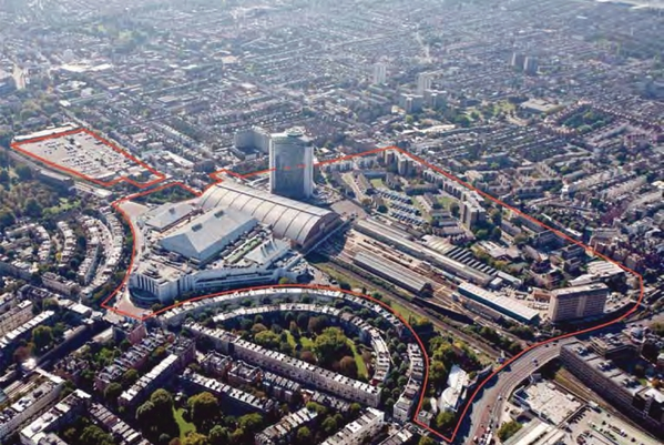 Earls Court estates saved from demolition as ownership handed back to council