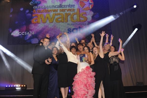 RHP serves up award winning customer service!