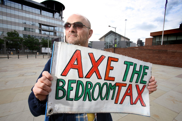 Grenfell residents forced to move home could be hit by bedroom tax