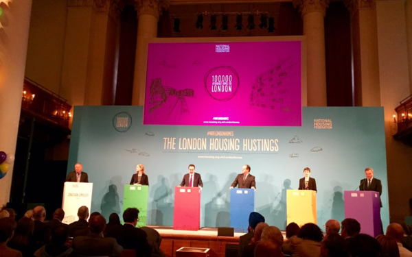 Who won the housing hustings?