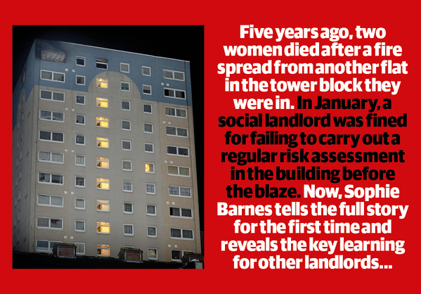 The full story of the Marine Tower fire