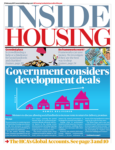 Inside Housing Digital Edition - 17 February 2017