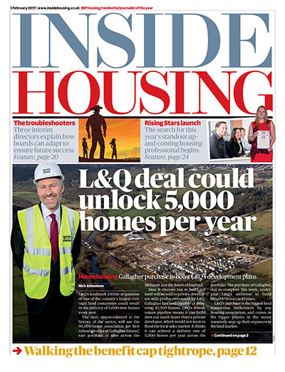 Inside Housing Digital Edition - 3 February 2017