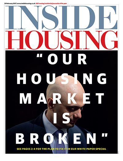 Inside Housing Digital Edition - 10 February 2017
