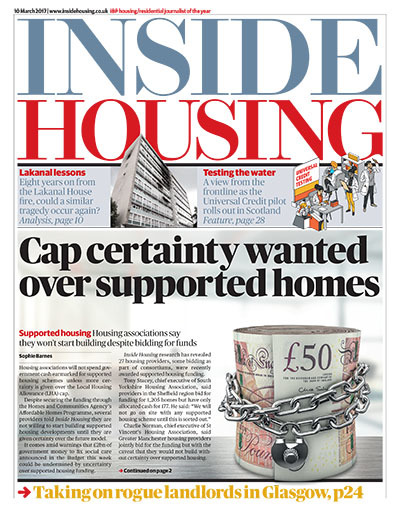 Inside Housing Digital Edition - 10 March 2017