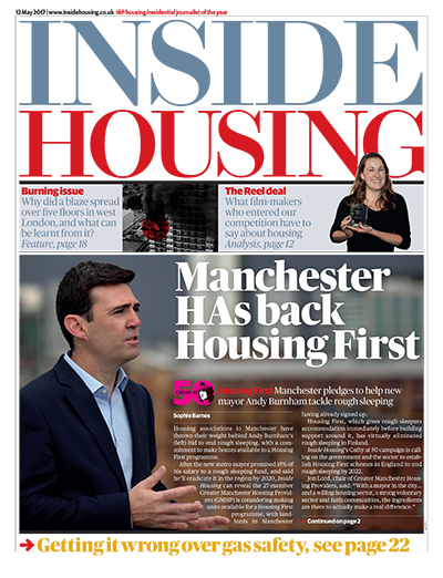 Inside Housing Digital Edition - 12 May 2017