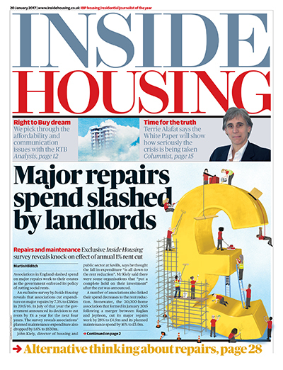 Inside Housing Digital Edition - 20 January 2017