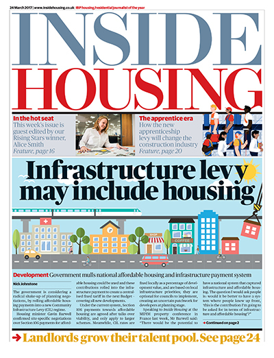 Inside Housing Digital Edition - 24 March 2017