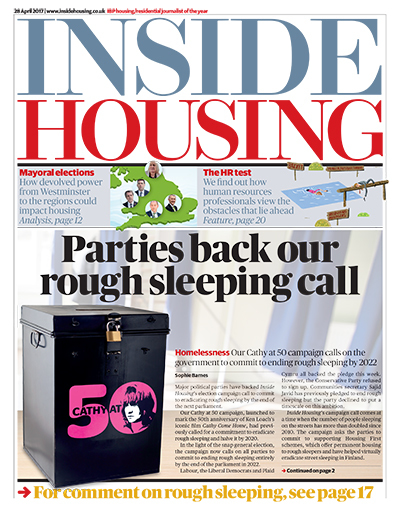 Inside Housing Digital Edition - 28 April 2017